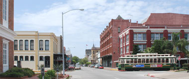 Strand Historic District Association - Attractions/Entertainment - The Strand, Galveston, TX, US
