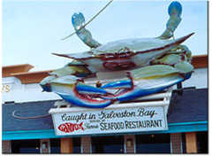 Gaido's Seaside Restaurant - Restaurant - 3802 Seawall Blvd, Galveston, TX, 77550