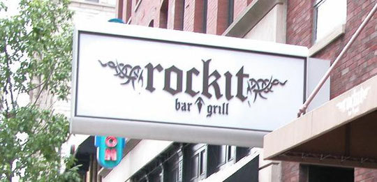 Rockit Bar & Grill - Restaurants, Bars/Nightife - 22 West Hubbard Street, Chicago, IL, United States
