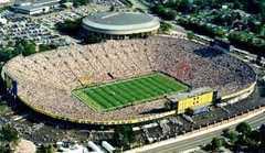 Michigan Football Stadium - Attraction - 1 E Stadium Blvd, Ann Arbor, MI, United States