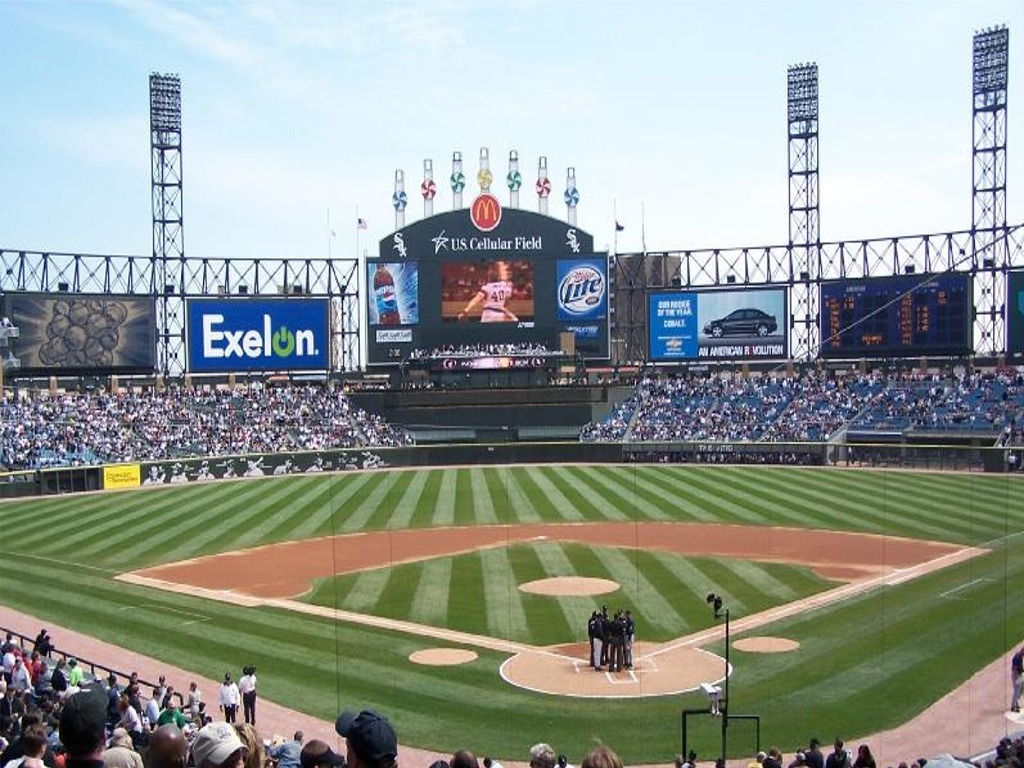 U S Cellular Field - Attractions/Entertainment, Reception Sites, Ceremony Sites - 333 W 35th St, Chicago, IL, 60616