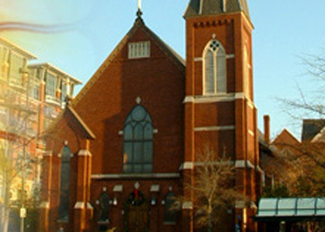 St Peter's Catholic Church - Ceremony Sites - 507 South Tryon Street, Charlotte, NC, United States