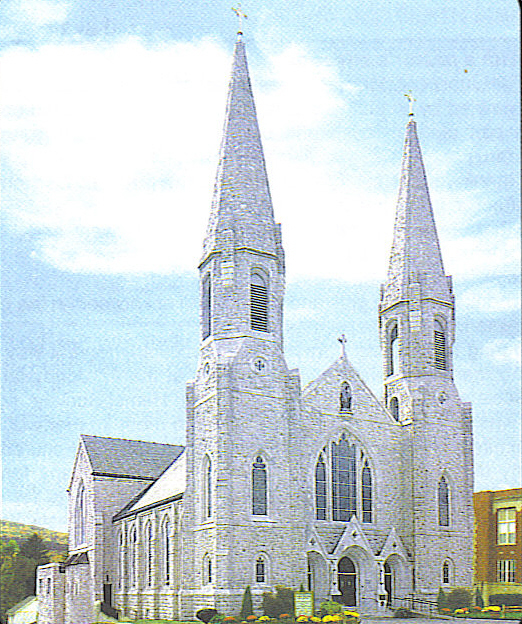 St Mary Of Angels Roman Catholic - Ceremony Sites - 202 S Union St, Olean, NY, 14760