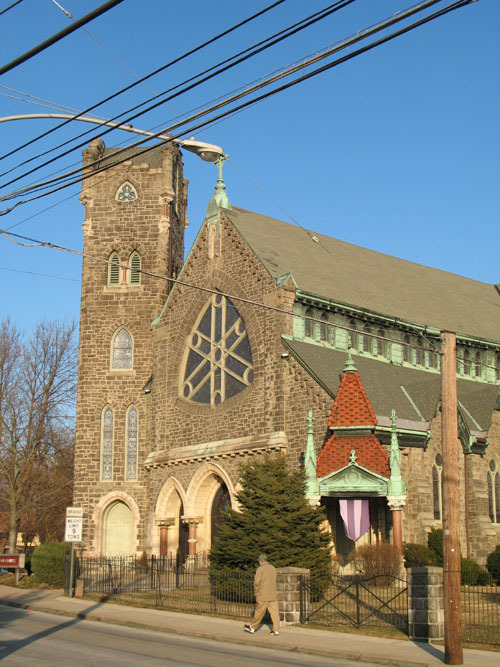 Our Mother Of Good Counsel - Ceremony Sites - 31 Pennswood Rd, Bryn Mawr, PA, 19010