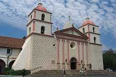 The Santa Barbara Mission - Ceremony - 2201 Laguna St, Santa Barbara, CA, 93105, US