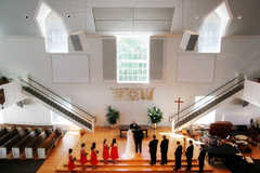 Christ Church Lake Forest - Ceremony - 100 N Waukegan Rd, Lake Forest, IL, 60045, US