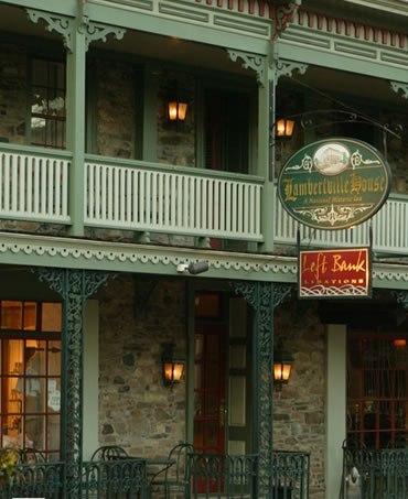 Lambertville House - Hotels/Accommodations - 32 Bridge St, Lambertville, NJ, United States