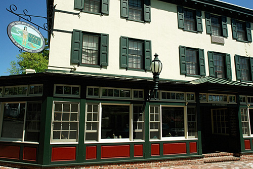Logan Inn - Hotels/Accommodations, Welcome Sites, Reception Sites - 10 West ferry Street, New Hope, PA, United States