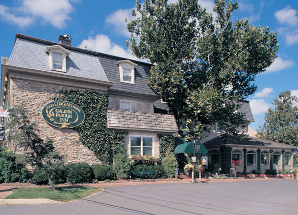 Peddler's Village: Golden Plough Inn - Hotels/Accommodations - 41 Peddlers Village, Lahaska, PA, United States