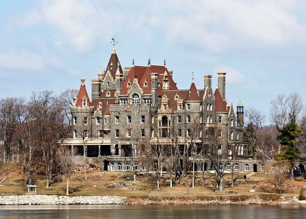Boldt Castle - Ceremony Sites - 1 Tennis Island Road, Alexandria Bay, NY, United States