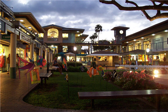 Whaler's Village - Shopping, Attractions/Entertainment, Cruises/On The Water, Restaurants - 2435 Kaanapali Pkwy, Lahaina, HI, United States