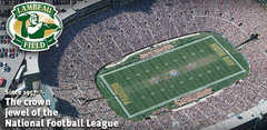 Lambeau Field - Attraction - 1265 Lombardi Ave, Green Bay, WI, United States