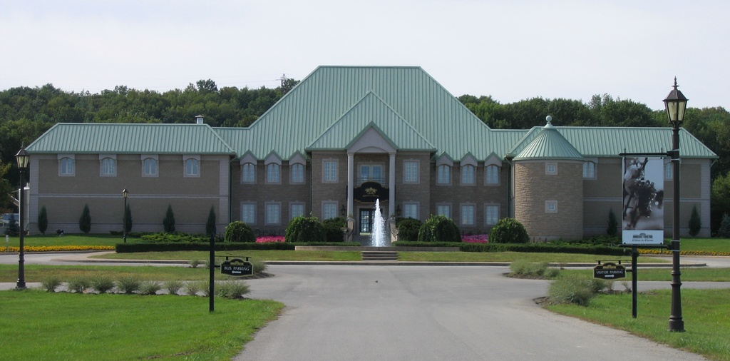 Château Des Charmes - Reception Sites, Ceremony Sites - 1025 York Road, Niagara On The Lake, ON, Canada