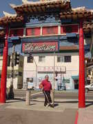 Chinatown - Attraction - Chinatown, Los Angeles, CA, Los Angeles, California, US