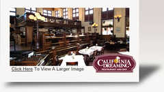 California Dreaming Restaurant-Bar - Restaurant - 401 South Main Street, Columbia, SC, United States