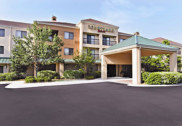 Courtyard Columbia Northeast/i-77 - Hotels/Accommodations - 111 Gateway Corporate Boulevard, Columbia, SC, United States