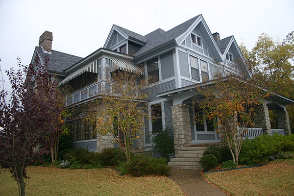 The Foster-robinson House - Ceremony Sites, Ceremony & Reception - 2122 S Broadway St, Little Rock, AR, 72206