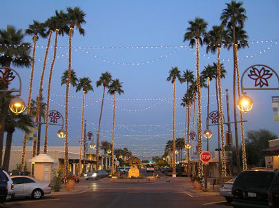 Downtown Scottsdale - Shopping, Attractions/Entertainment - Scottsdale Waterfront, Scottsdale, AZ 85251, Scottsdale, AZ, US