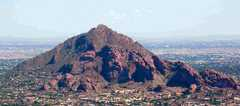 Hiking Camelback Mountain - Attraction - Camelback Mountain, 5700 N Echo Canyon Pkwy, Phoenix, AZ