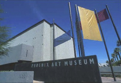 Phoenix Art Museum - Attractions/Entertainment, Reception Sites - 1625 North Central Avenue, Phoenix, AZ, United States