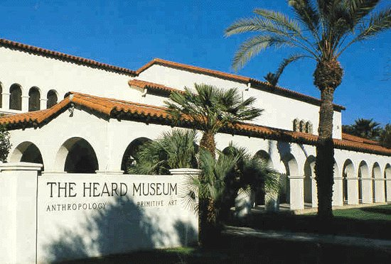 Heard Museum - Attractions/Entertainment - 2301 North Central Avenue, Phoenix, AZ, United States