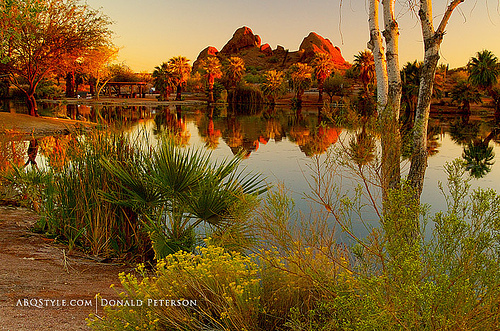 Papago Park - Parks/Recreation, Attractions/Entertainment - 625 N Galvin Pkwy, Phoenix, AZ, United States