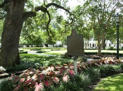 Washington Square - Ceremony Sites - Savannah, Georgia, United States