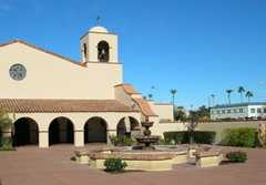 Holy Cross Catholic Church - Ceremony - 1244 S Power Rd, Mesa, AZ, 85206
