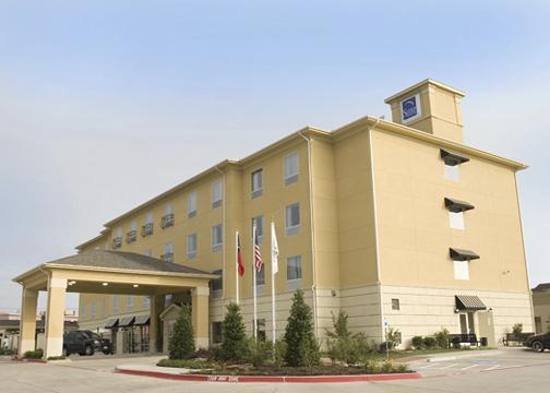 Sleep Inn & Suites Tyler - Hotels/Accommodations - 5555 South Donnybrook Ave., Tyler, TX, United States