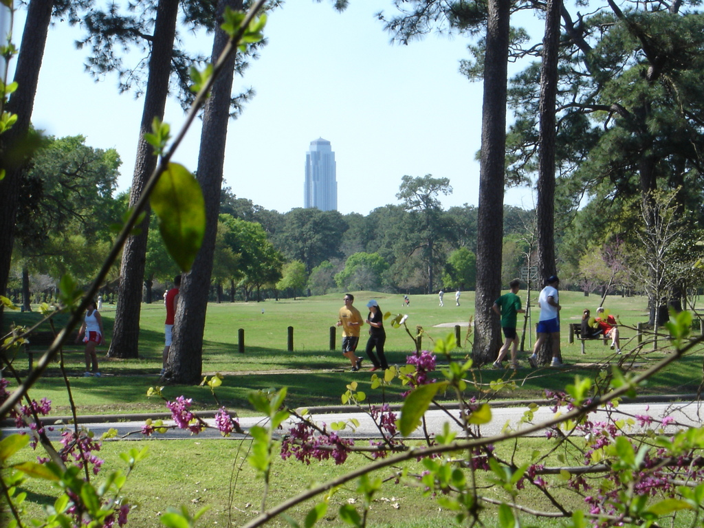 Memorial Park - Parks/Recreation - Washington Ave./ Memorial Park, Houston, TX, Houston, Texas, US