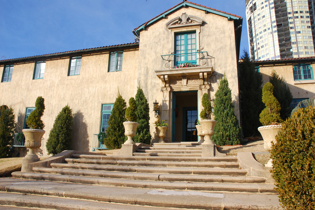 Dresser Mansion - Ceremony Sites, Ceremony & Reception - 235 West 18th Street, Tulsa, OK, United States