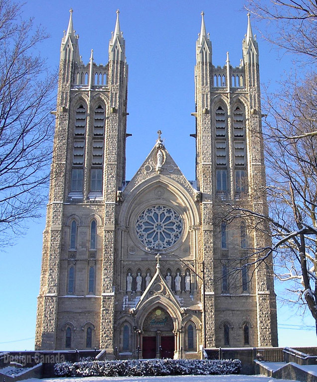 Church Of Our Lady - Ceremony Sites, Attractions/Entertainment - 28 Norfolk St, Guelph, ON, N1H, CA
