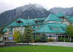 Best Western Plus Pocaterra Inn - Hotels - 1725 Mountain Avenue, Canmore, AB, Canada