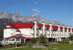 Quality Resort Chateau Canmore - Hotels - 1720 Bow Valley Trail, Canmore, AB, Canada