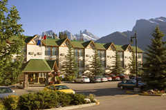 Radisson Hotel & Conference Center Canmore - Hotels - 511 Bow Valley Trail, Canmore, AB, Canada