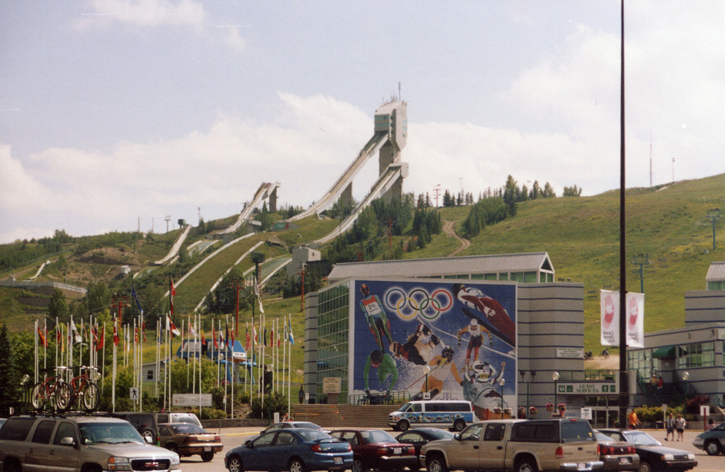 Canada Olympic Park - Attractions/Entertainment - 88 Canada Olympic Road SW, Calgary, AB, Canada