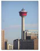 Calgary Tower - Attractions - 101 9 Avenue Sw, Calgary, AB, Canada