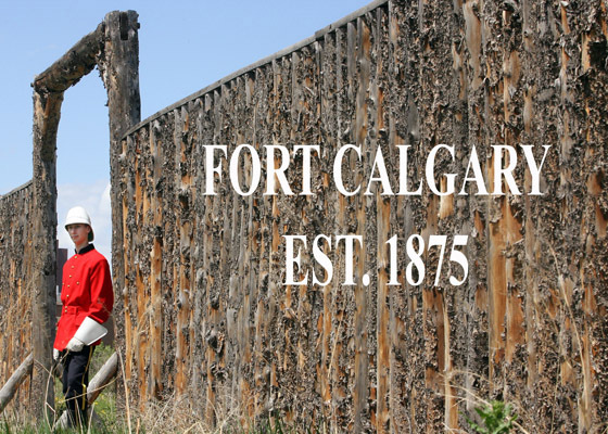Fort Calgary - Attractions/Entertainment, Ceremony Sites, Reception Sites - 750 9 Ave SE, Calgary, AB, T2G 5E1