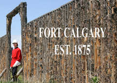 Fort Calgary - Attractions - 750 9 Ave SE, Calgary, AB, T2G 5E1