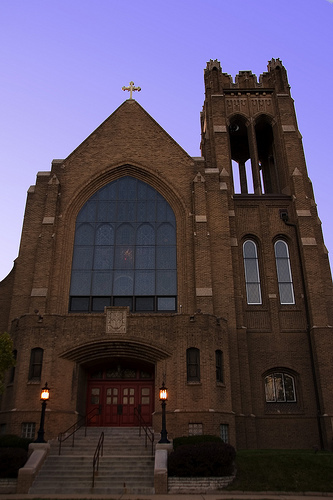 Trinity Lutheran Church - Ceremony Sites - 135 NE Randolph Ave, Peoria, IL, 61606