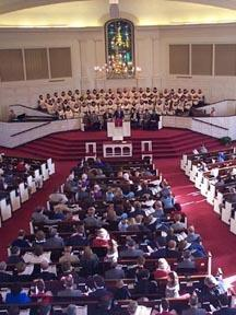 Huguenot Road Baptist Church - Ceremony Sites - 10525 West Huguenot Road, Richmond, VA, United States