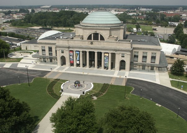 Science Museum Of Virginia - Attractions/Entertainment, Reception Sites - 2500 West Broad Street, Richmond, VA, United States
