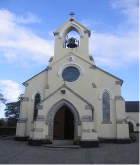 St Nicholas Of Myra Church, Dunlavin - Ceremony Sites - Naas, County Wicklow, Ireland, null