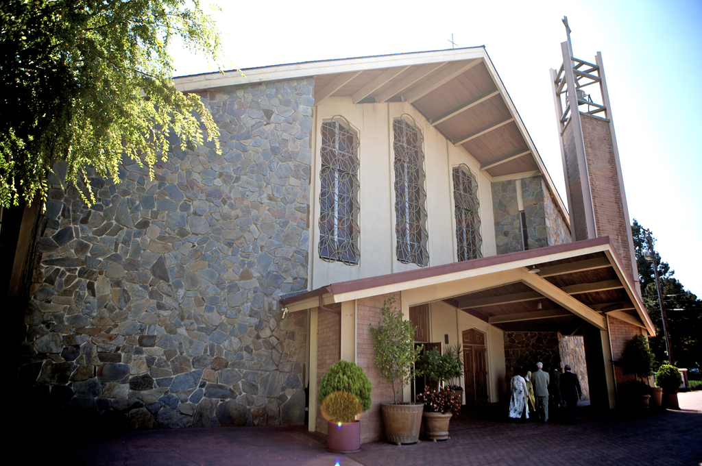 St Martin Catholic Church - Ceremony Sites - 593 Central Ave, Sunnyvale, CA, 94086