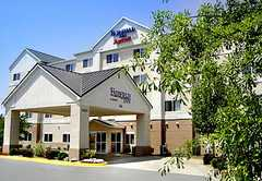 Fairfield Inn & Suites - Hotel - 4120 Health Care Dr, North Little Rock, AR, 72117-2919