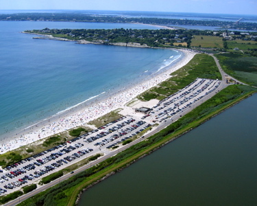 Sachuest Town Beach/second Beach - Beaches, Attractions/Entertainment - Sachuest Point Rd, Middletown, RI, 02842
