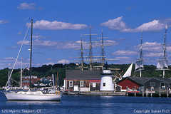 Mystic Seaport - Attraction - 75 Greenmanville Ave, Mystic, CT, 06355, US
