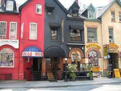 7 WEST CAFE - Restaurant - 7 Charles St W, Toronto, ON, M4Y