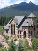 St Catherine of Siena Chapel - Ceremony - 10758 State Highway 7, Allenspark, CO, 80510
