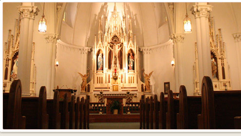 St Joseph's Catholic Church - Ceremony Sites - 434 Church Ave, Bowling Green, KY, United States